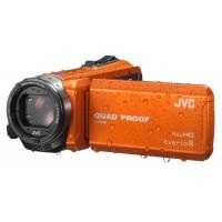 Kamera JVC GZ-R435DEU (pomarańcz)