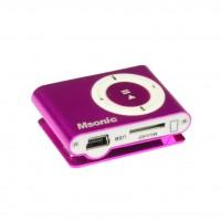 Msonic odtwarzacz MP3 MM3610P różowy
