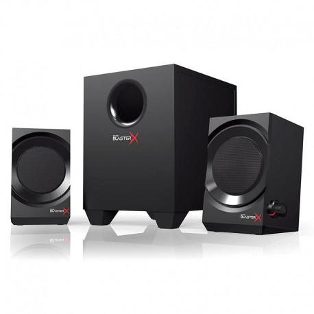Głośniki Creative Sound Blaster KRATOS S3 Black